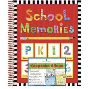 New Seasons School Memories Keepsake Album - New
